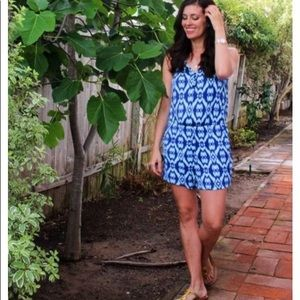 NWT Stich fix market and spruce Kesey romper  XS